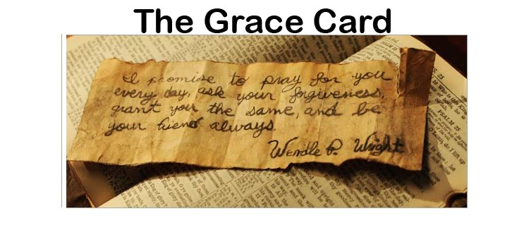 Grace Card Sermon Series